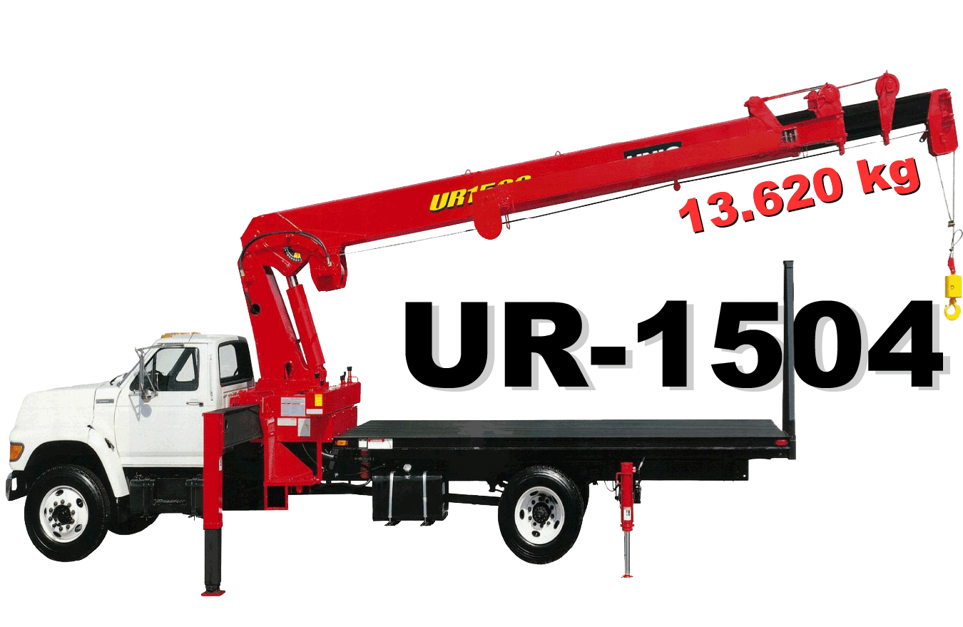 Cẩu Unic UR-1504